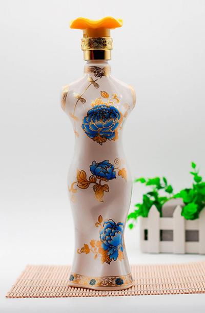 彩瓶 008