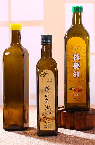 茶油瓶 055