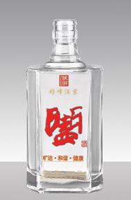 烤花瓶 038